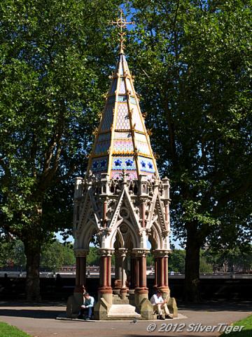 The Buxton Memorial