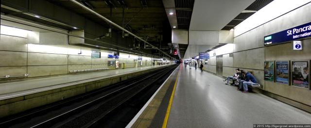 St Pancras Thameslink